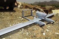 پهپاد جاسوسی ائتلاف عربی توسط ارتش یمن منهدم شد