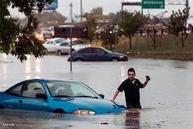 طوفان تگزاس 5  قربانی بر جا گذاشت
