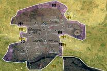 داعش به صورت کامل در شهر رقه محاصره شد