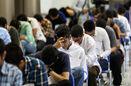 ۲۷۰۰ حوزه امتحان نهایی در شرایط کرونا نسبت به شرایط عادی افزایش یافت