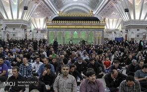 شب بیست و یکم ماه مبارک رمضان در تهران