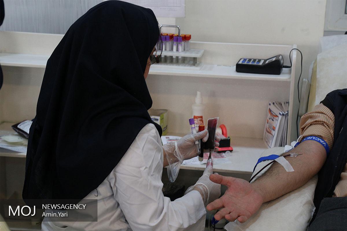 مراکز فعال اهدای خون تهران در ماه رمضان