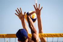 اعزام تیم های ملی والیبال ساحلی ایران به تایلند