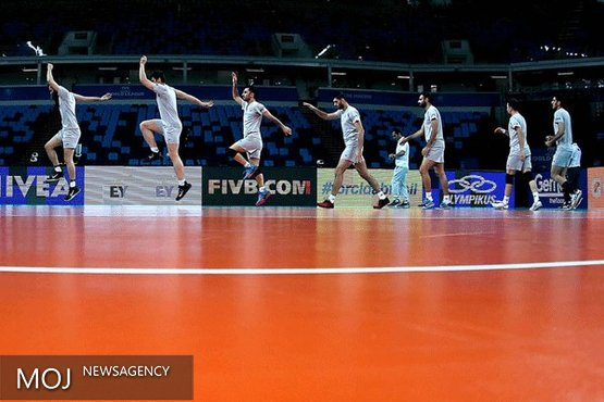 برنامه تیم ملی والیبال توسط لوزانو اعلام شد