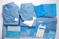 انتقال لباس گان مورد استفاده در مراکز بهداشتی از گروه کالایی ۴ به دو