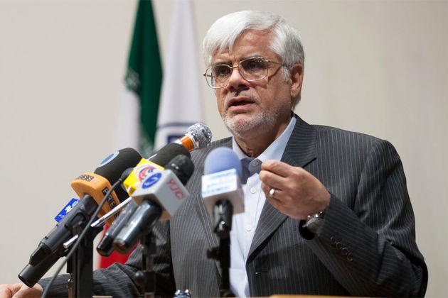 عارف: حضور مردم درانتخابات جایگاه بهتری را برای ایران در عرصه بینالملل رقم میزند