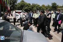 حضور به موقع پلیس در صحنههای ماموریتی زمینه ساز ارتقاء احساس امنیت