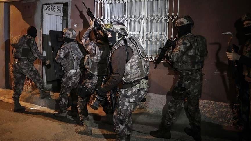 10 ISS suspects arrested in Turkey's Adana
