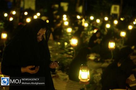 احیای+شب+بیست+و+سوم+ماه+مبارک+رمضان+در+گلزار+شهدای+بهشت+زهرا+(س)