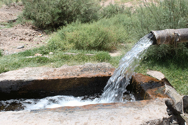 مصارف آب در روستاها بیشتر غیرخانگی و غیرشرب است