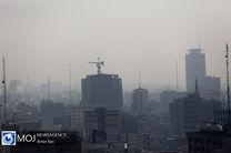 کیفیت هوای تهران ۲۱ دی ۹۹ /شاخص کیفیت هوا به ۱۴۹ رسید
