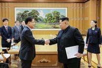 موضع همیشگی و اولویتدار ما ایجاد تاریخی نوین در اتحاد مجدد دو کره است
