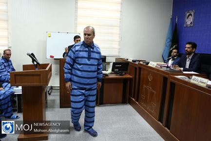 دادگاه رسیدگی به پرونده داریوش امان کی و ۴ متهم اخلال در نظام ارزی