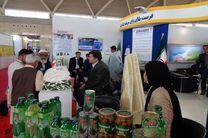 تندیس و لوح سپاس دومین نمایشگاه توانمندی های صادراتی ایران به منطقه آزاد انزلی