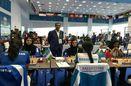 پایان دور چهارم با یک پیروزی و دو تساوی برای شطرنج بازان ایرانی