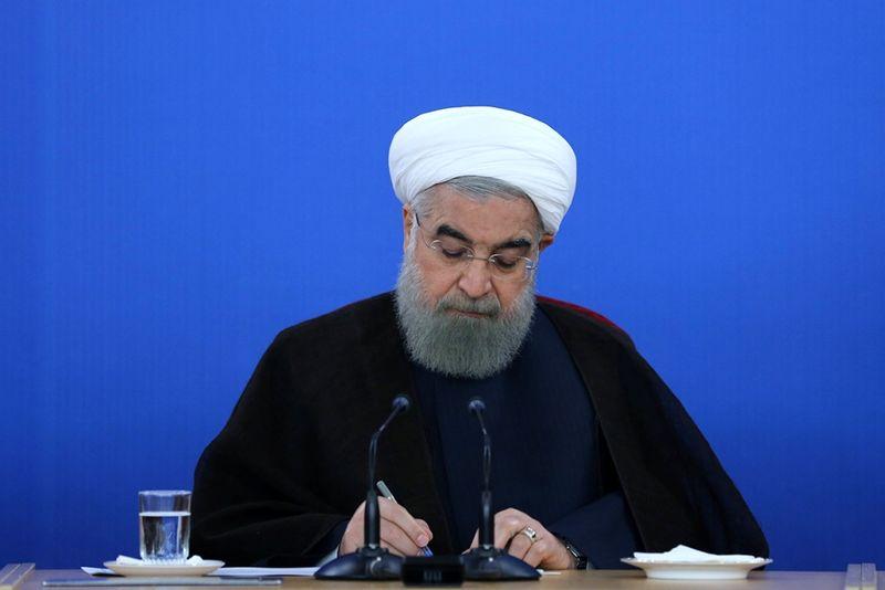 روحانی سالروز تاسیس جمهوری ترکیه را  تبریک گفت