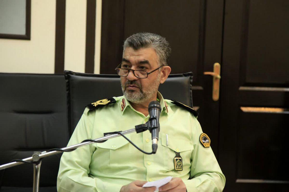 پیشتازی پلیس قم در حوزه هوشمندسازی از سایر استانهای کشور/پلیس وقف مردم است