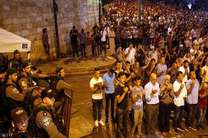 ده ها زخمی در درگیری جدید در ورودی های مسجد الاقصی