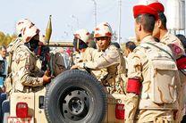 کشته شدن 83 شبه نظامی در شبه جزیره سینا توسط ارتش مصر