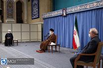 جلسه ستاد ملی مقابله با کرونا در حضور مقام معظم رهبری