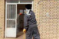 ساختمان های اداری باید روزانه ضدعفونی شوند