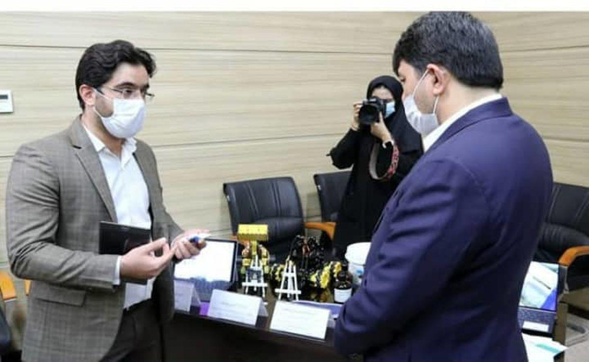 معرفی دستاوردهای شاخص علم و فناوری یزد در هفته پژوهش