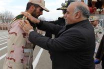 سپاه پاسداران قلب نظامی آمریکا در منطقه را هدف گرفت