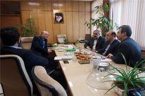 طرح مشکلات آب شرب شهرهای کردستان در تهران