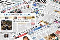 مهمترین عناوین روزنامه امروز شنبه هند