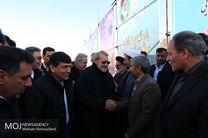 لاریجانی وارد آذربایجان شرقی شد