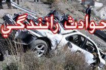 سه کشته و مجروح در تصادف خودروی پژو با موتورسیکلت در بروجرد