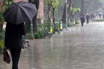 نقاط شرقی و شمالی هرمزگان بارانی می شود