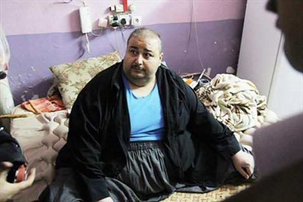 سنگین وزن ترین مرد خوزستان دارفانی را وداع گفت