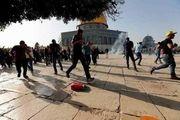حمله مجدد صهیونیستها به مسجد الاقصی