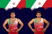 بازتاب شب طلایی کشتی ایران در سایت اتحادیه جهانی
