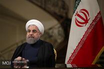 روحانی به رئیسجمهور ارمنستان تبریک گفت