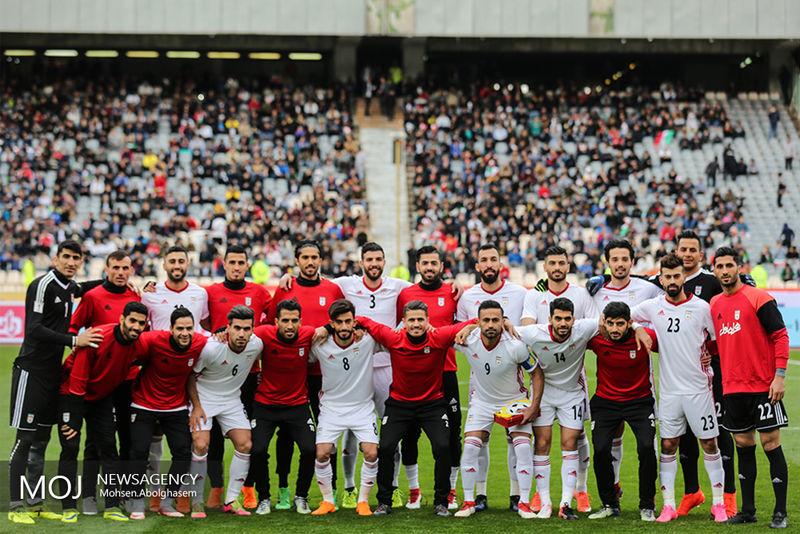 نتیجه بازی ایران و ازبکستان/ برد خفیف تیم ملی ایران در بازی خداحافظی