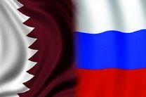وزرای خارجه قطر و روسیه با یکدیگر دیدار کردند