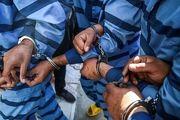 دستگیری باند 7 نفره سارقان موتورسیکلت در سمیرم