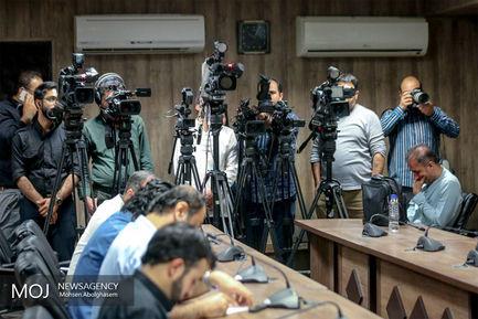 نشست خبری رییس سازمان بسیج مستضعفین