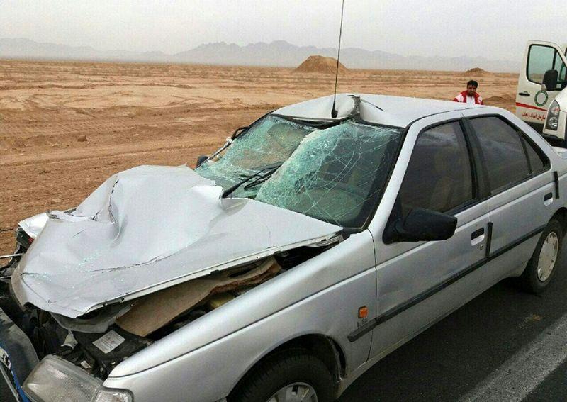 حادثه رانندگی در محور دورود - چالانچولان یک کشته و 3 مجروح داشت