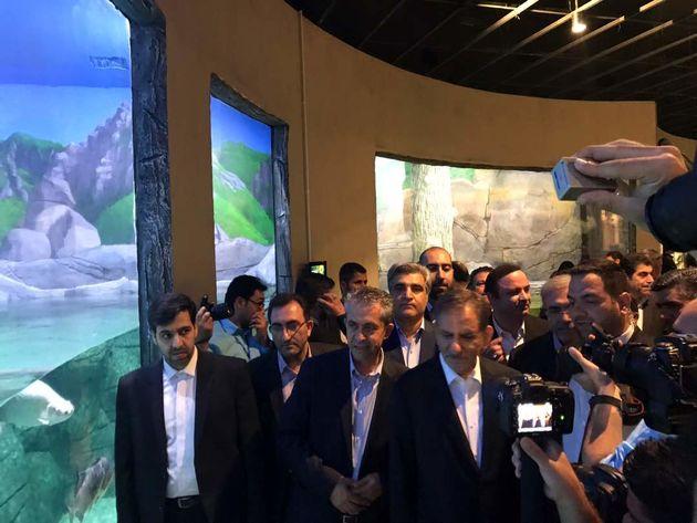 بزرگترین طرح سرمایه گذاری خارجی مناطق آزاد ایران در حوزه گردشگری افتتاح شد