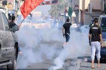 ضرب و شتم مردم از سوی پلیس بحرین نماز جمعه را به تعطیلی کشاند