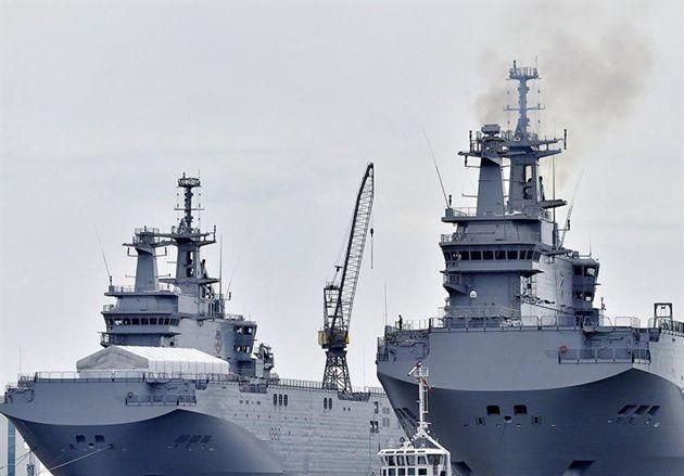 روسیه کشتی میسترال خواهد ساخت