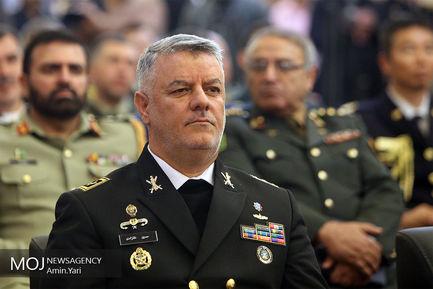 بزرگداشت روز نیروی دریایی ارتش/ حسین خانزادی