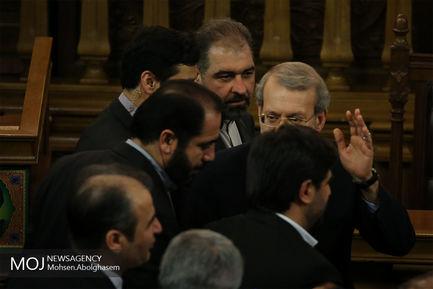 نشست+خبری+علی+لاریجانی+رییس+مجلس (2)