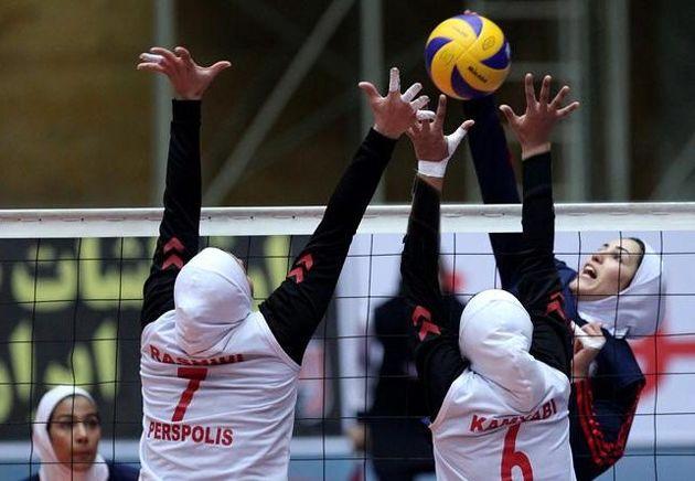 نتایج هفته چهاردهم و پایانی مسابقات والیبال قهرمانی باشگاههای برتر بانوان ایران