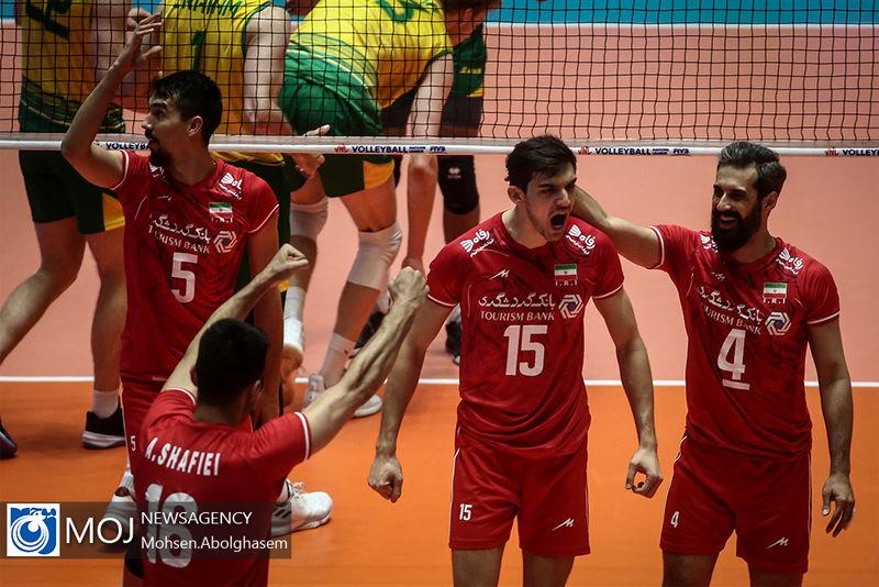 اسامی بازیکنان ایران برای مسابقات والیبال قهرمانی آسیا