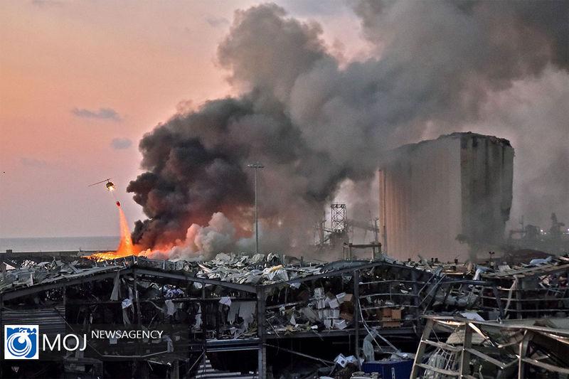 لبنان تعداد مفقودشدگان انفجار بندر بیروت را اعلام کرد