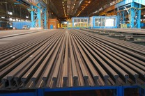 ذوب آهن اصفهان ماهانه  ۵ هزار تن ریل تحویل می دهد